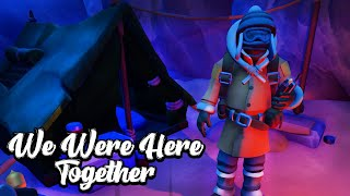 TRAPPED IN A CAVE WITH STAMPY - WE WERE HERE TOGETHER #2