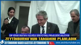 CHP Zeytinburnu Belediye Başkan Adayı Mimar Mustafa Fazlıoğlu Rumeli Derneğinde