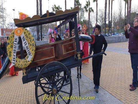 Cortejo Fúnebre de la Sardina de Isla Cristina