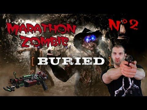 Partie N°2 : Marathon Zombie sur Buried avec LGS Killeur / LokoAmA et SkyRRoZ