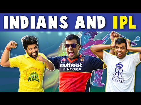 INDIANS and IPL   The Half-Ticket Shows