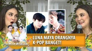 Video Siapa sangka, LUNA MAYA Ternyata KPOP Banget - Rumah Seleb (21/5) PART 3 MP3, 3GP, MP4, WEBM, AVI, FLV Juli 2019
