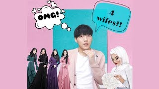 Video Muslim guy Can Marry 4 women?! MP3, 3GP, MP4, WEBM, AVI, FLV September 2019