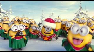 Video LOS MINIONS os desean Felices Fiestas MP3, 3GP, MP4, WEBM, AVI, FLV Juni 2017