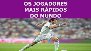 Os Jogadores Mais Rápidos Do Mundo Do Futebol Assuntos Relacionados: videos de dribles humilhantes, videos do melhor drible do mundo, dribles mais ...