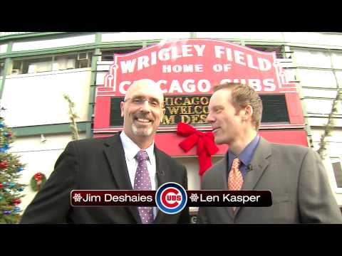 Happy Holidays from WGNSports and Len and JD Video