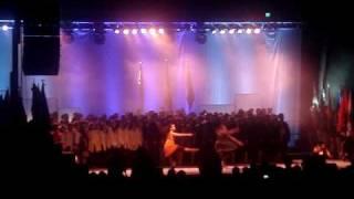 GEM & Musical Presentation (Grand Finale) Part 2 - Anaheim, CA 1/2/09