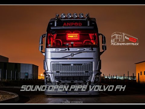Sound Open Pipe Volvo FH 1.28.x