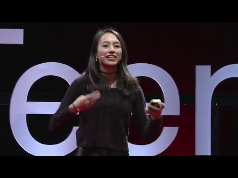 Why I Don't Use A Smart Phone | Ann Makosinski | TEDxTeen