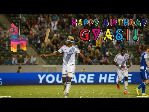 Video: Happy Birthday Gyasi