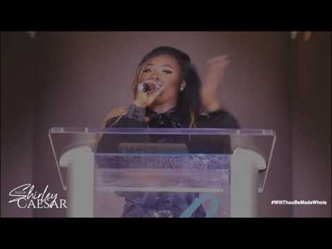 """Jekalyn Carr Preaching At Pastor Shirley Cesar's""""Will Thou Be Made Whole Conference 2020"""""""