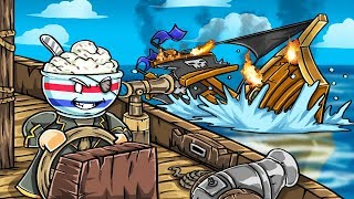Minecraft   PIRATE WARS - Most Secure Boat Challenge! (Custom Boat)