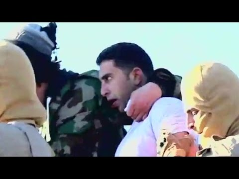 Why did ISIS burn pilot instead of beheading him?