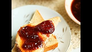 Marmellata di fragole all'aceto balsamico