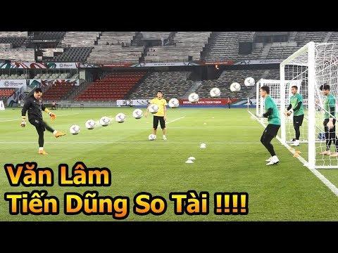 DKP đi xem Đặng Văn Lâm Bùi Tiến Dũng Công Phượng trổ tài ĐT Việt Nam Asian Cup 2019 - Thời lượng: 10:02.