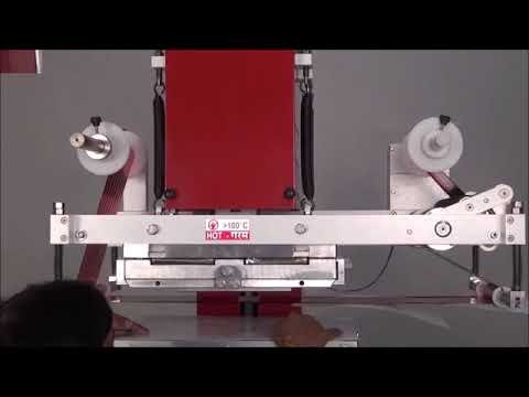 STM 5000 F Foil Stamping Machine