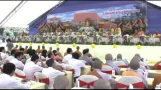 Lễ dựng bảng hiệu và bổ nhiệm Trụ trì Viện Chuyên Tu