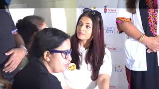 Aishwarya Rai Bachchan Unveils Day Of Smiles In The Memory Of Her Father