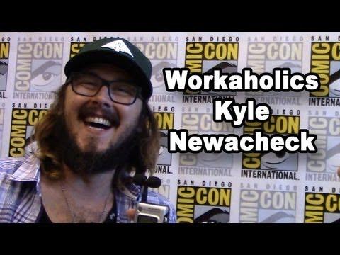 Workaholics - Kyle Newacheck Interview