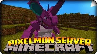 Minecraft Mods - PIXELMON - Region 2 Let's Play - Episode #11 'TIME TO BEAT THE GYM?' !