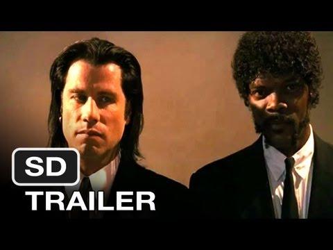 Pulp Fiction (1994) Blu-Ray Trailer
