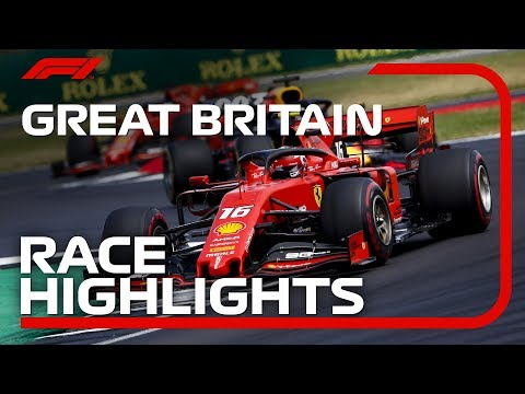 2019 British Grand Prix: Race Highlights
