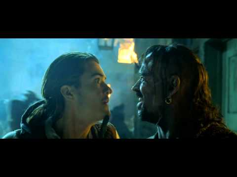 Pirates of the Caribbean: The Curse of the Black Pearl - Trailer
