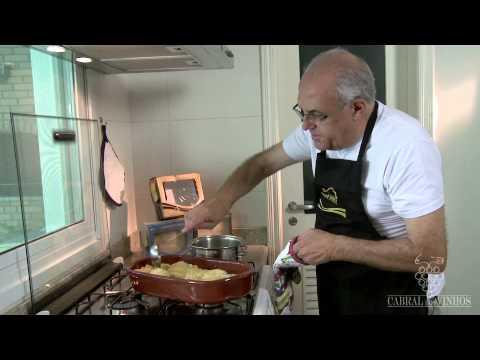 Bacalhau BomPORTO com arroz de amêndoas | Cabral dos Vinhos