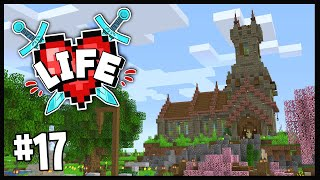 I'VE JOINED THE CHURCH OF JEREMY!!   Minecraft X Life SMP   #17