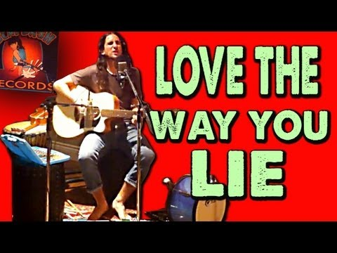 love the way you lie cover - Download our new album R.E.V.O. here: http://smarturl.it/revo WOTE merch available here: http://bit.ly/xZolh7 WOTE TOUR DATES AND TICKET LINKS: July 12 -- Va...