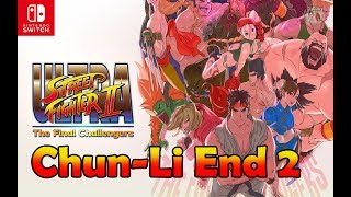 Player: Mr.X [Choose End 2] Ultra Street Fighter II: The Final Challengers is a fighting game developed and published by Capcom...