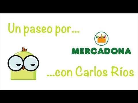 Un paseo por Mercadona con Carlos Ríos