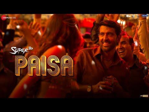 Paisa - Super 30 | Hrithik Roshan & Mrunal Thakur | Vishal Dadlani | Ajay Atul |Amitabh Bhattacharya