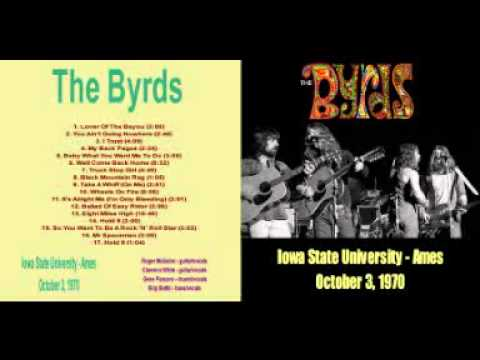 The Byrds - It's Alright Ma (I'm Only Bleeding), Ballad of Easy Rider