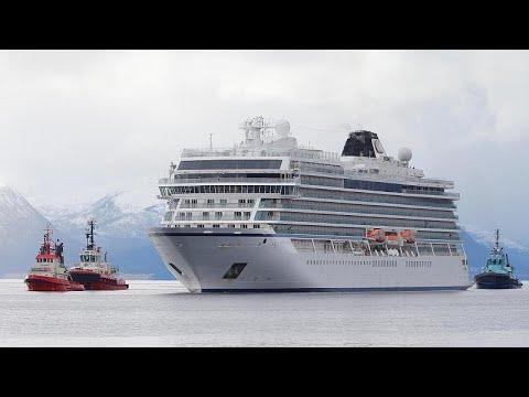 Experten wollen Ursachen der Havarie des Kreuzfahrtsc ...