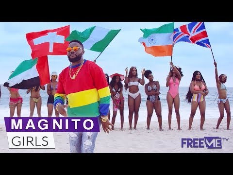 Magnito - Girls [FreeMe TV - Exclusive Video]