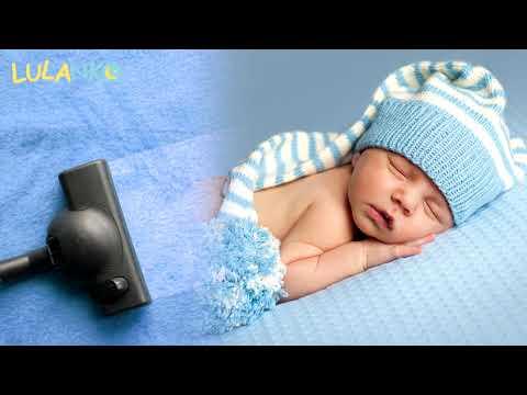 Aspirapolvere sonoro / rumore bianco / mettere il sonno del bambino
