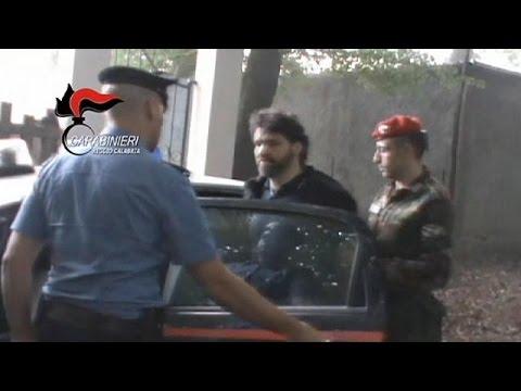 Ιταλία: Συνελήφθη ο νονός της μαφίας της Καλαβρίας, Ντραγκέτα