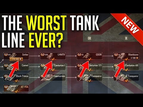 New British Lights Are A JOKE Or Am I Missing Something? ► World Of Tanks Update 1.6 Patch Review