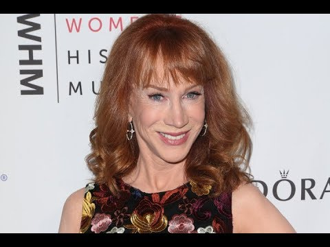 Kathy Griffin shaves her head to support her sister undergoing chemotherapy