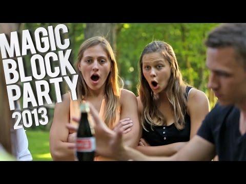 MAGIC Block Party - 2013