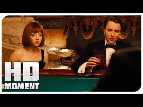Уилл поставил на ставку всё своё время - Время (2011) - Момент из фильма - DomaVideo.Ru