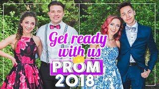 Video Six Days of SENIOR PROM 2018 | #Prom Get Ready With Me MP3, 3GP, MP4, WEBM, AVI, FLV September 2019