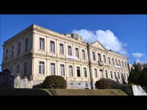 Hino do Grupo Escolar Vidal Ramos - gravação com as duas letras