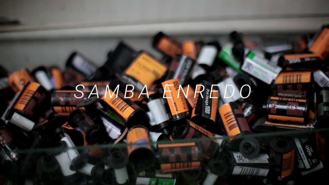 Samba Enredo – Samuel Esteves