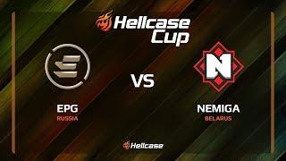 EPG vs Nemiga, nuke, Hellcase Cup 6
