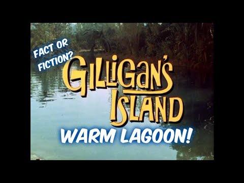 """FACT OR FICTION?: Warm Lagoon!--""""Gilligan's Island!"""""""