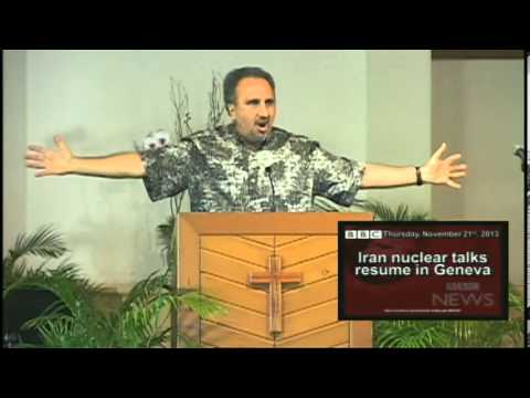 prophecy - Pastor JD talks about the prophetic significance of the unprecedented nuclear deal with Iran.
