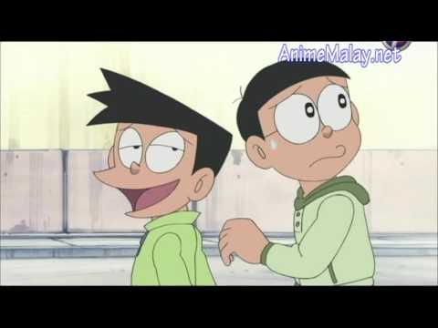 Doraemon Pengembaraan 3 Sahabat Yang Mencabar (malay)
