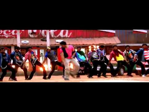 Movies Of Jhony Master Choreography....